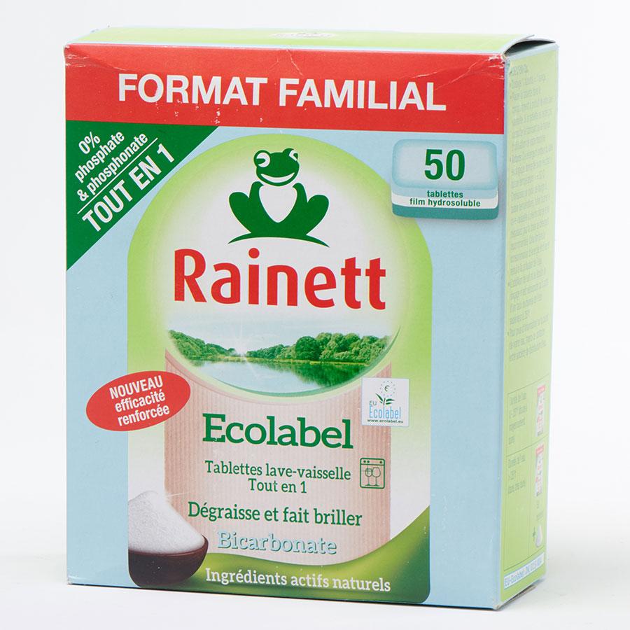 Rainett Tout-en-1, bicarbonate -