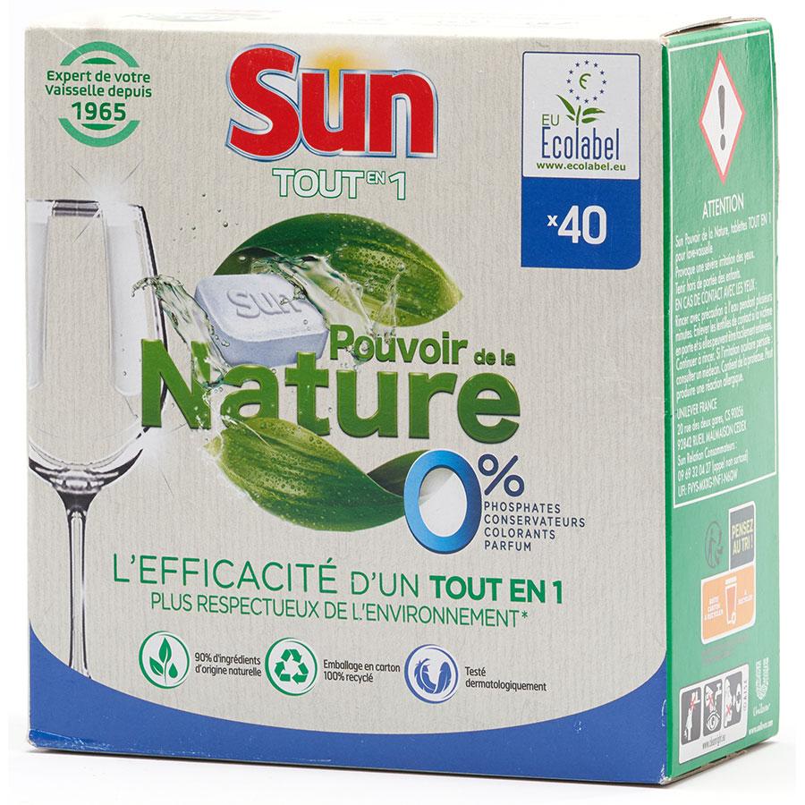 Sun Pouvoir de la Nature 0% -