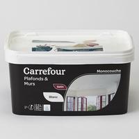 Carrefour Plafonds & murs, monocouche
