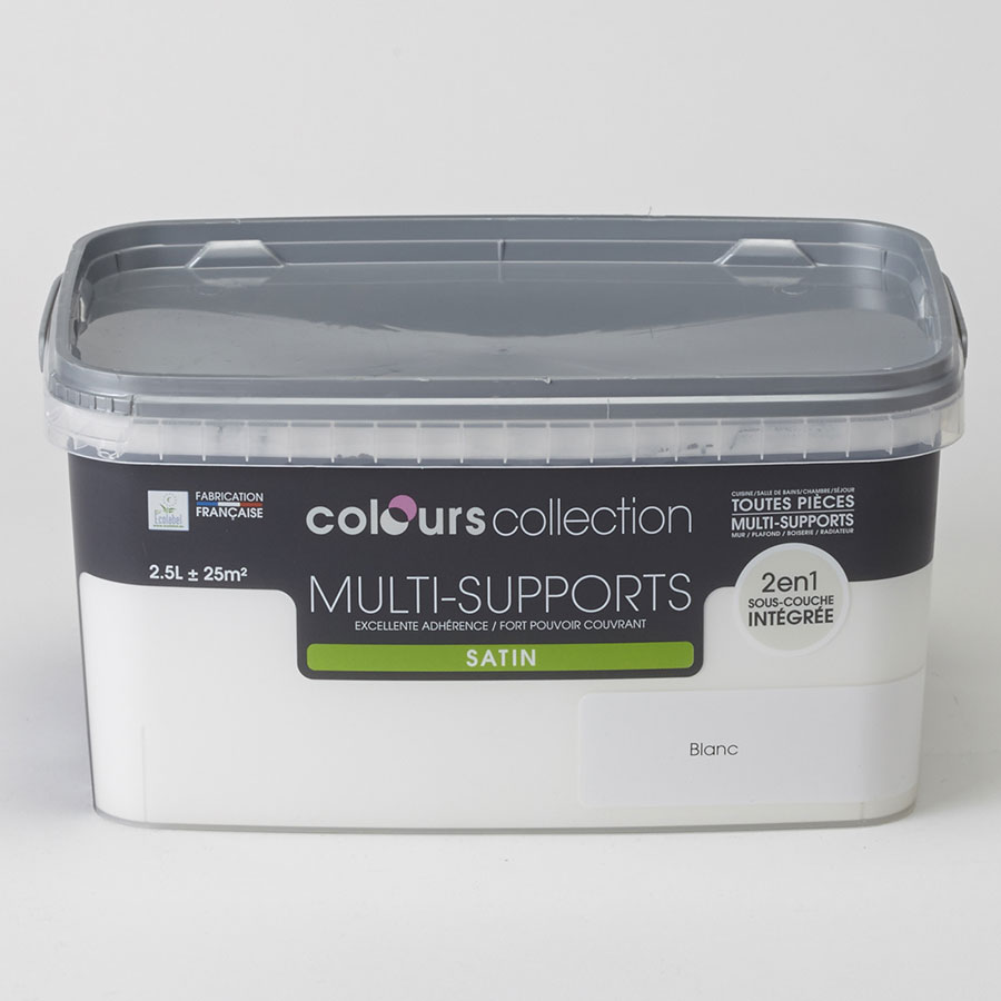 Colours (Castorama) Collection multi-supports -