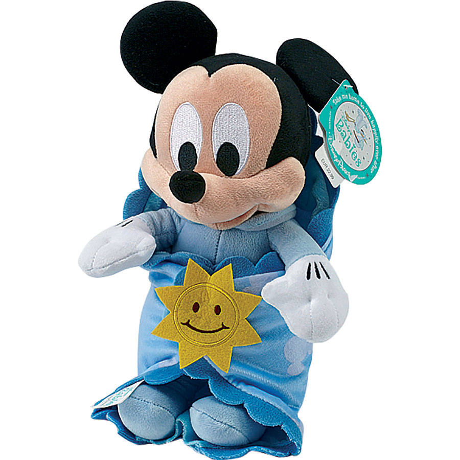 Mickey BB couverture Disney babies  -