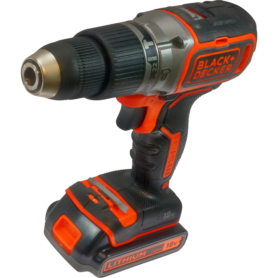 Black et decker perceuse sans fil - Perceuse black et decker 18v ...