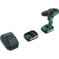 Bosch AdvancedDrill 18 - Vue avec le chargeur
