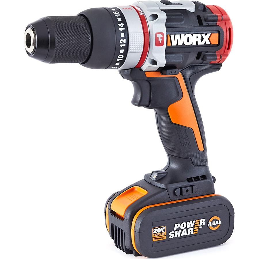 Worx WX354.1 Slammer Drill - Vue principale