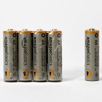 Amazon Basics  Piles Alkalines