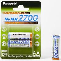 Panasonic 2500mAh-NiMH2700