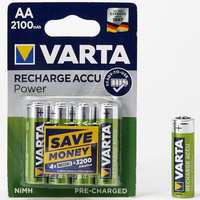 Varta 2100mAh Power