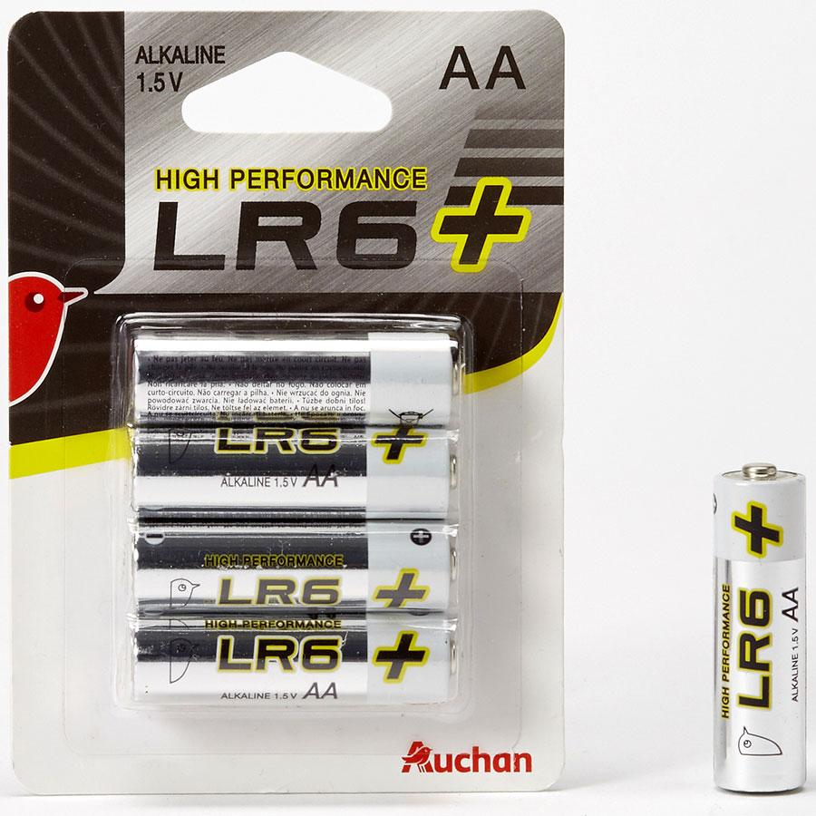 Auchan LR6+ -