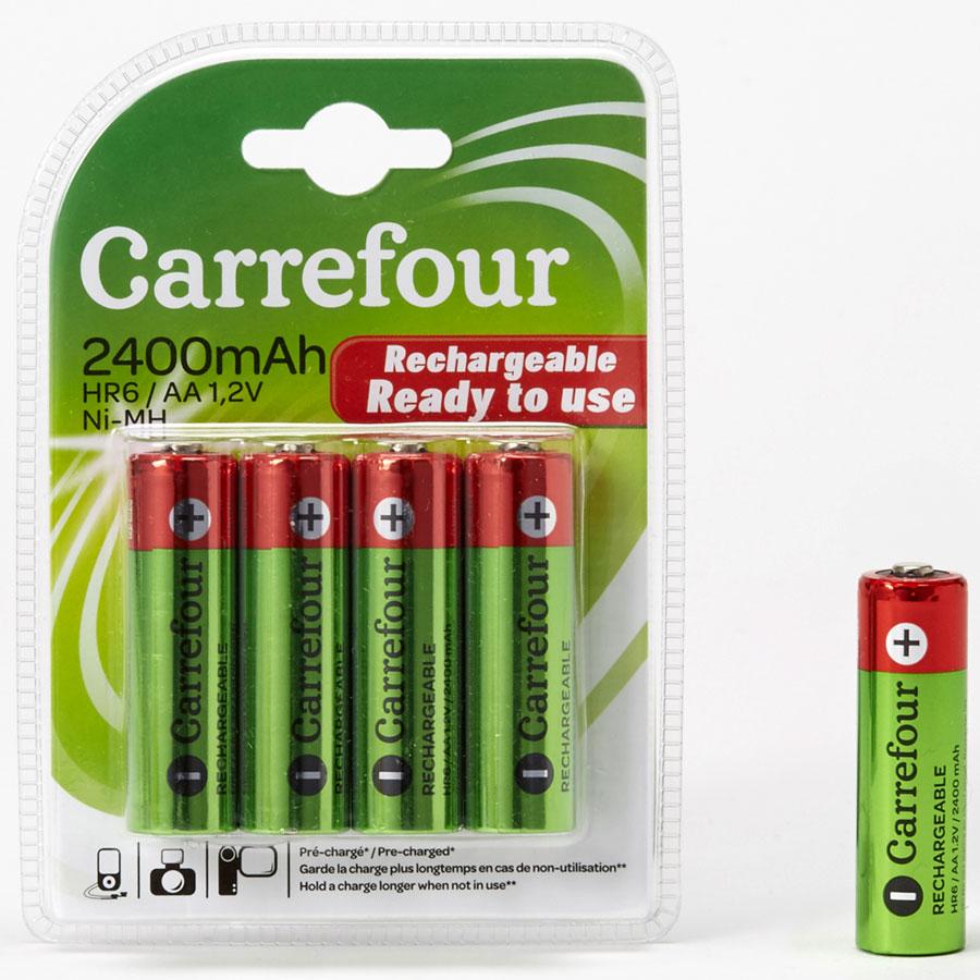 Carrefour 2400mAh -