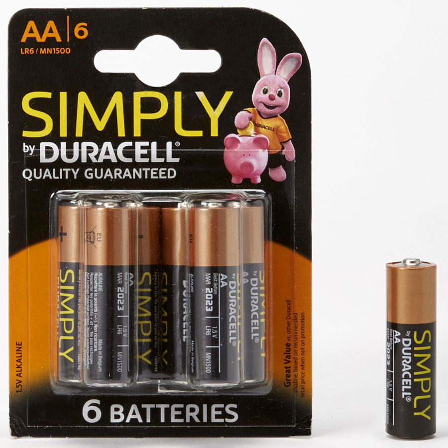 Duracell Simply -