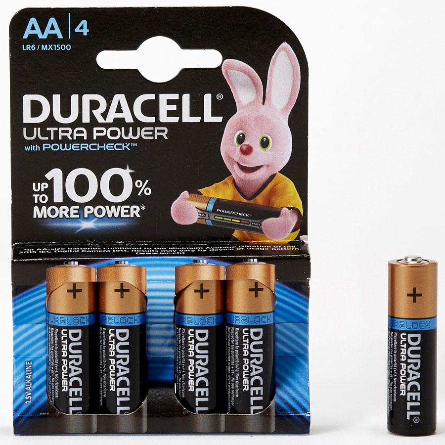 Duracell Ultra Power -