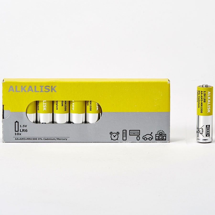 Ikea Alkalisk -