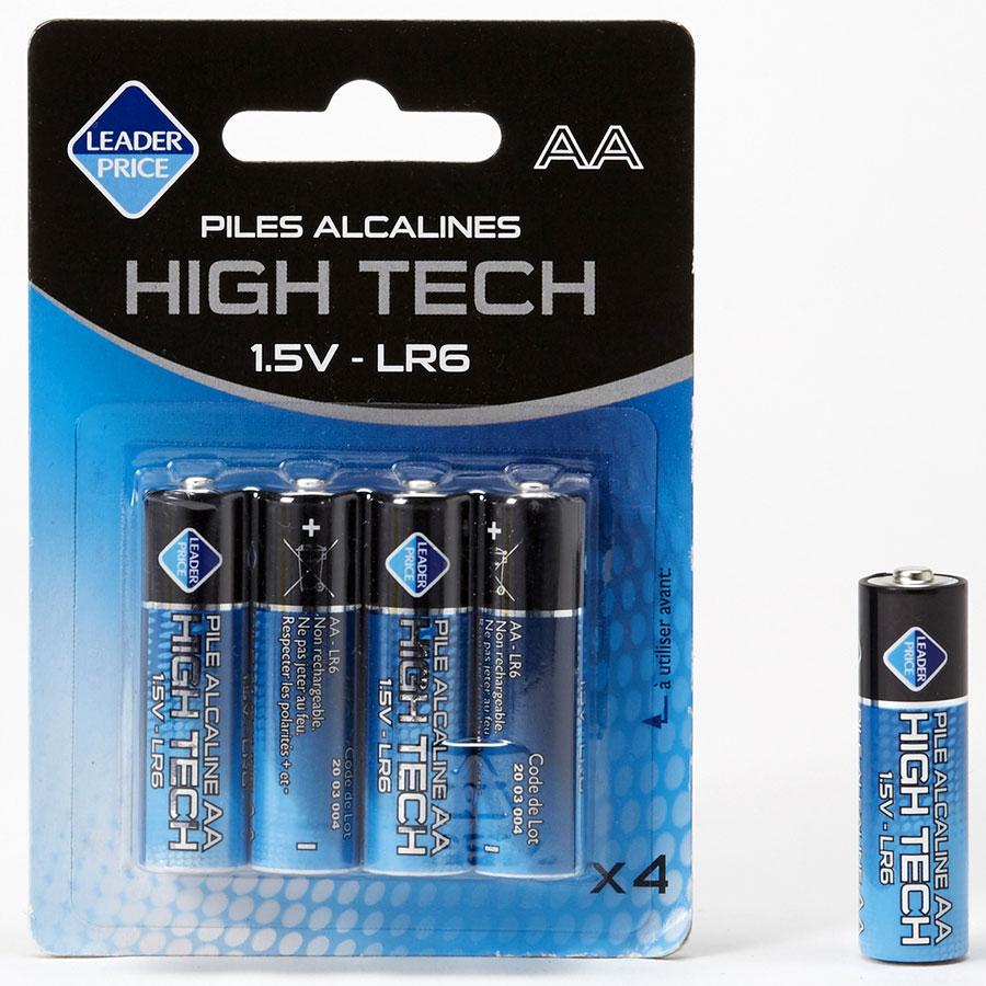 Leader Price High Tech -