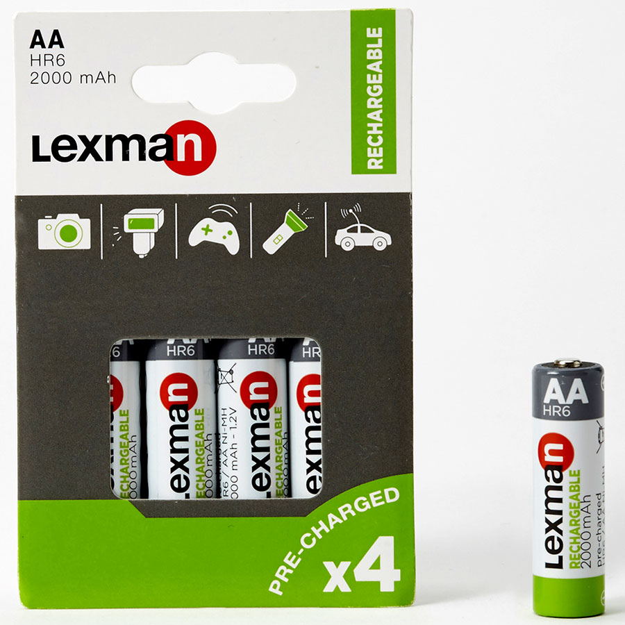 Lexman 2000mAh -