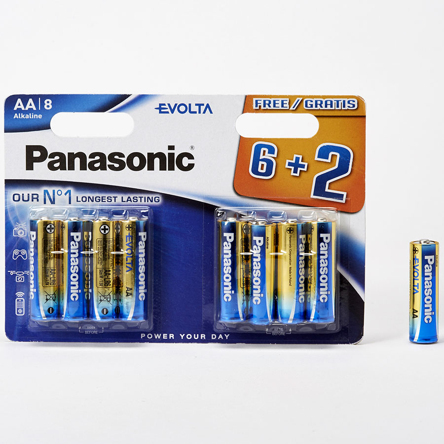 Panasonic Evolta -
