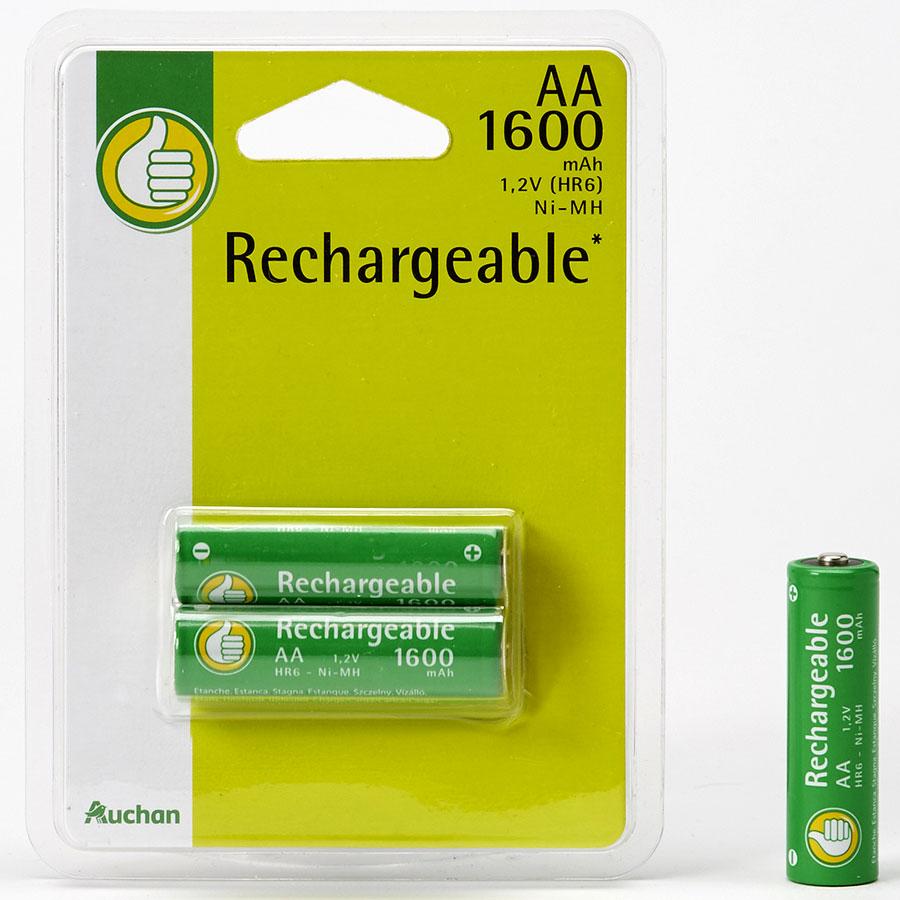 Pouce Auchan 1600mAh -