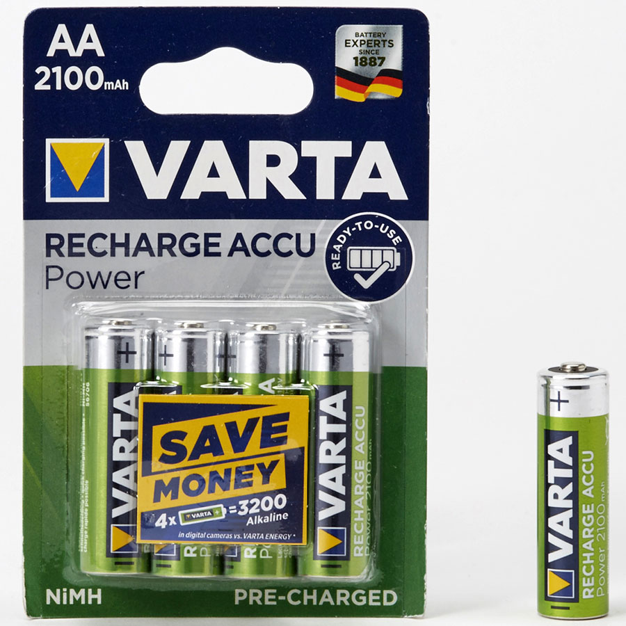 Varta 2100mAh Power -