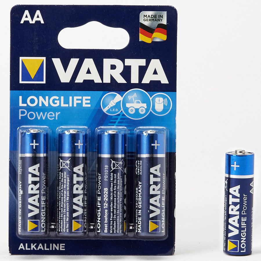 Varta Longlife Power -