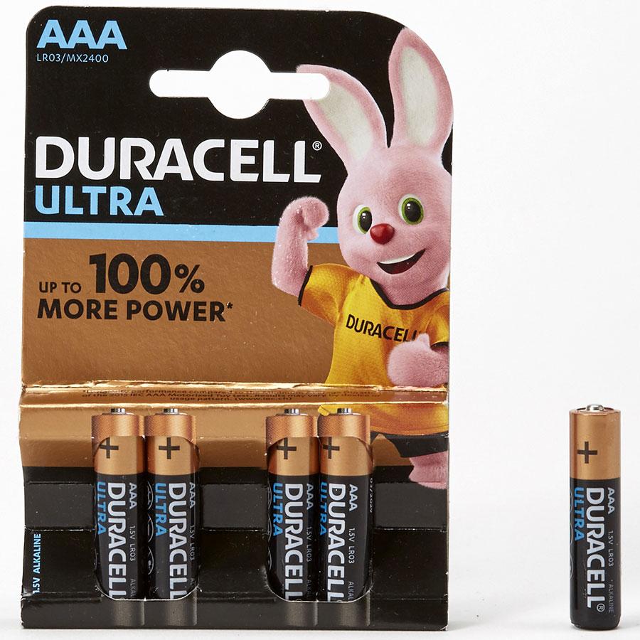 Duracell Ultra -