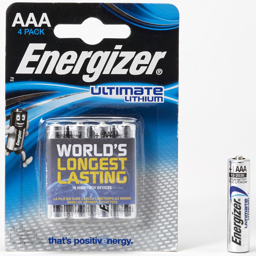 Energizer Ultimate Lithium -