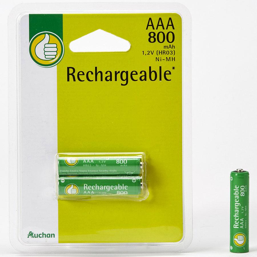 Pouce Auchan 800mAh -