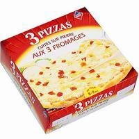 Leader Price Cuites sur pierre aux 3 fromages