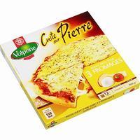 Volpone (MR Leclerc) Cuite sur pierre 3 fromages
