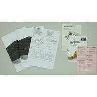 Bosch PIS651F17E(*4*) - Accessoires et documents livrés avec le produit
