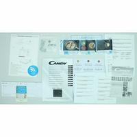 Candy CFID36 WIFI - Accessoires et documents livrés avec le produit