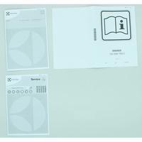 Electrolux E6233I9K1 - Accessoires et documents livrés avec le produit