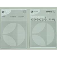 Electrolux EHH6230IOK - Accessoires et documents livrés avec le produit