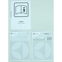 Electrolux EHX6455F2K - Accessoires et documents livrés avec le produit