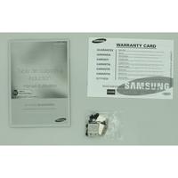 Samsung NZ64H57479K - Accessoires et documents livrés avec le produit