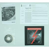 Sauter SPI4360B - Accessoires et documents livrés avec le produit