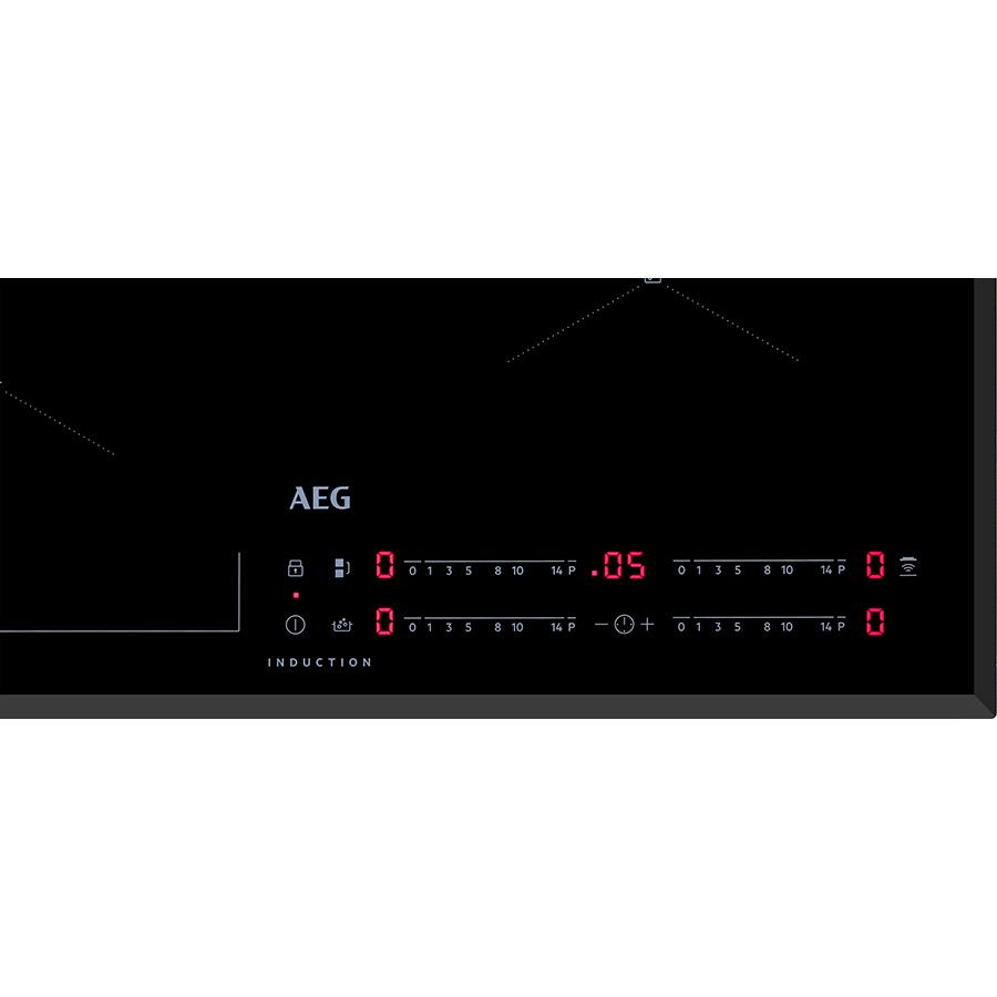 AEG IAE6442SFB - Bandeau de commandes