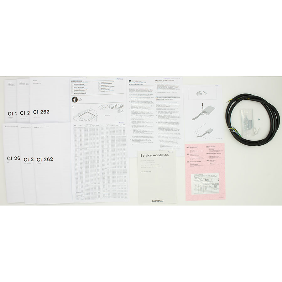 test gaggenau ci262 113 tables induction ufc que choisir. Black Bedroom Furniture Sets. Home Design Ideas