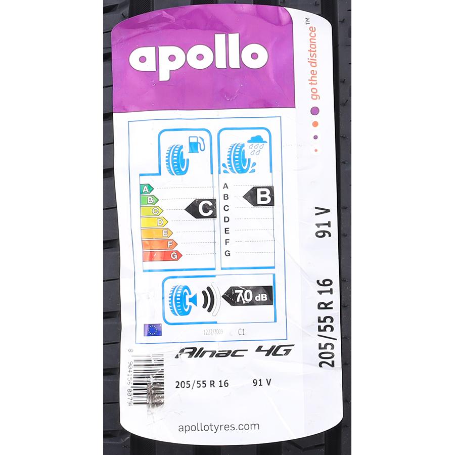 Apollo Alnac 4G -