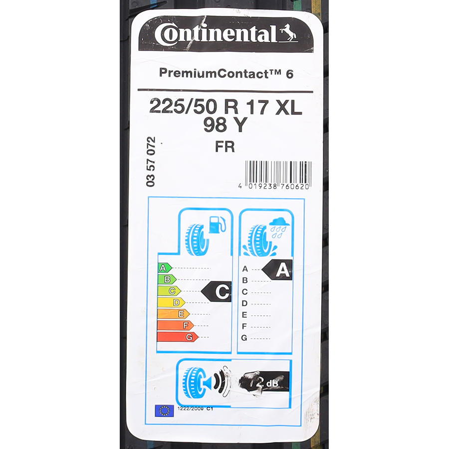 Continental PremiumContact 6 -
