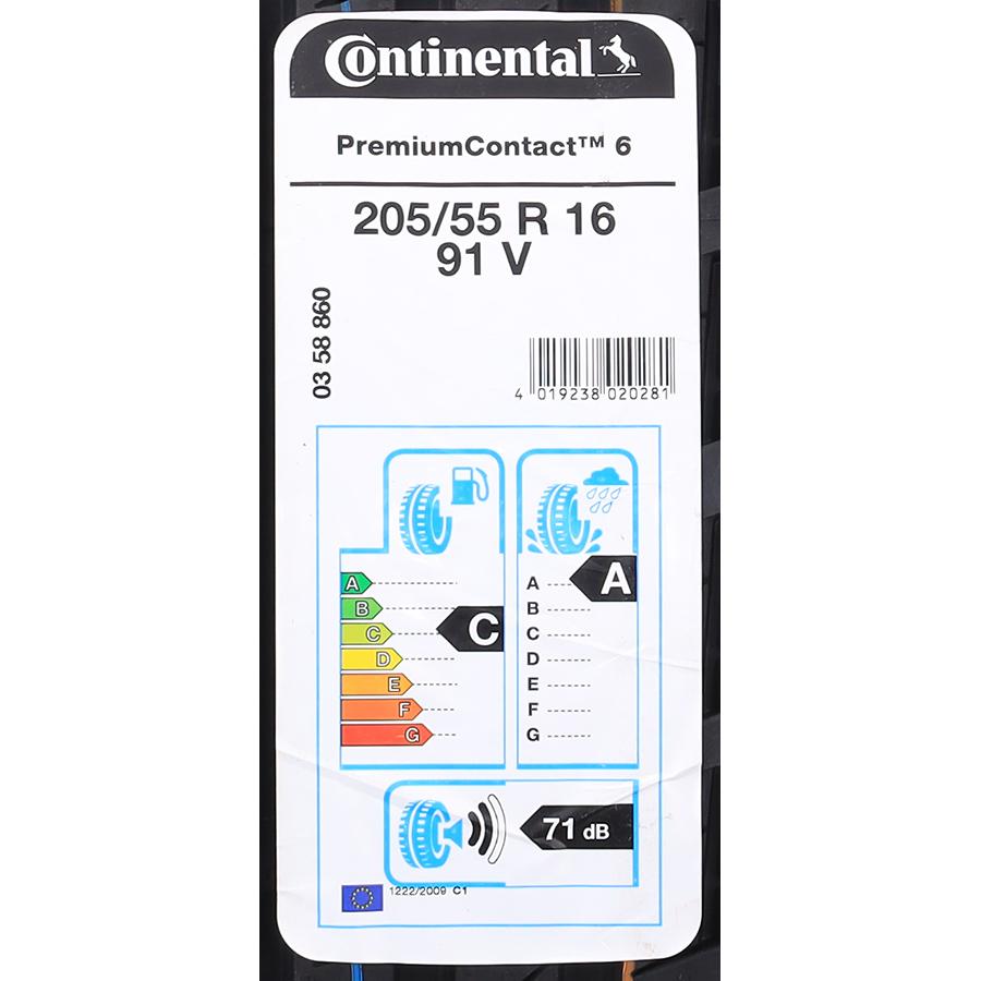 Continental PremiumContact 6 -