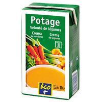 Eco+ (Leclerc) Potage