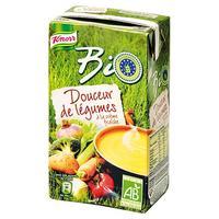 Knorr Bio Douceur de légumes à la crème fraîche AB
