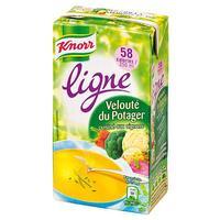 Knorr Ligne Velouté du potager cuisiné aux oignons