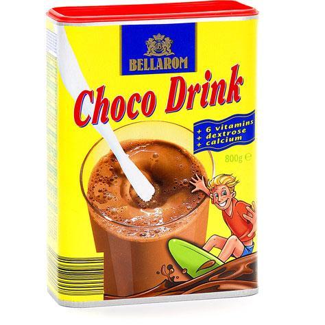 Lidl Choco Drink Bellarom -