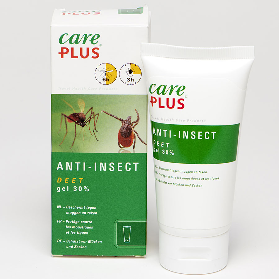 Care Plus Anti-Insect DEET Gel 30% -