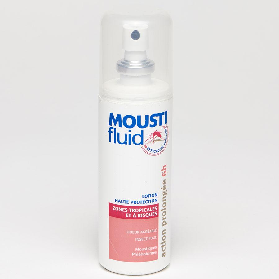 Mousti fluid Zones tropicales et à risques -