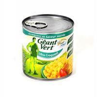 Géant Vert maïs doux « ultracroquant »