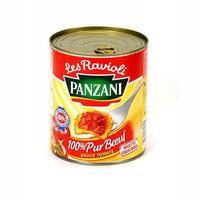 Panzani Les Ravioli 100 % pur bouf