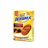 LU Petit Déjeuner chocolat et céréales