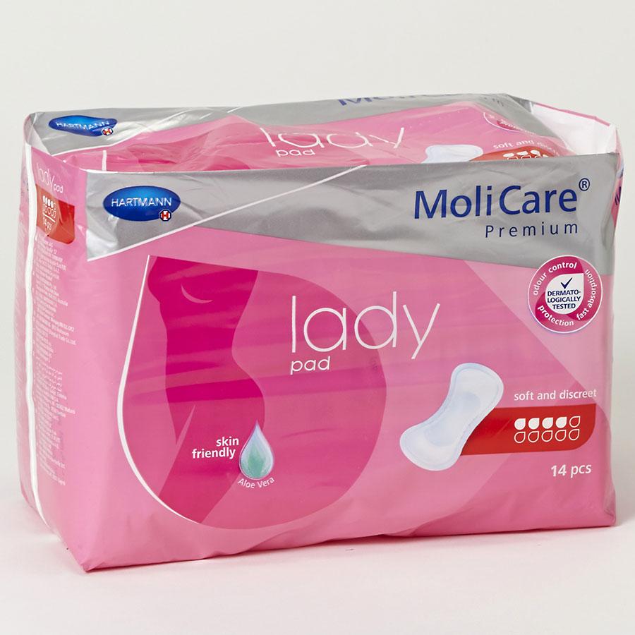 Molicare Premium Lady pad -