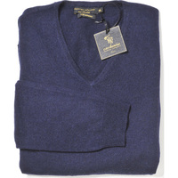 Galeries Lafayette Pull col V (100 % cachemire)